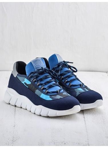 Elle Sneakers Lacivert